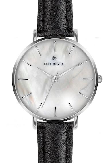 Paul McNeal Ceas quartz cu cadran Mother of Pearl Femei