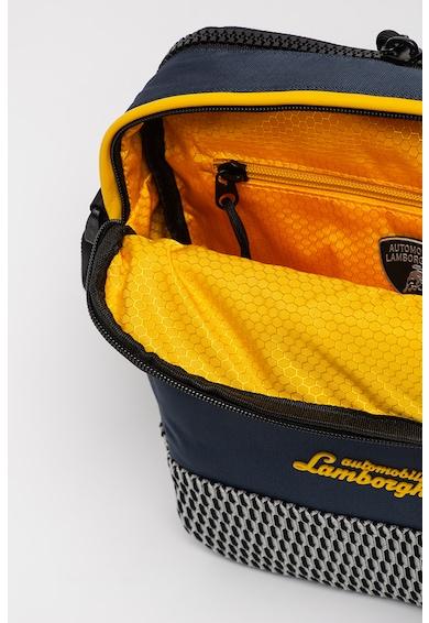 Automobili Lamborghini Чанта Gear с релефни елементи LBBO00067T Мъже