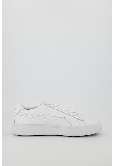 Puma Кожени спортни обувки Breaker Жени