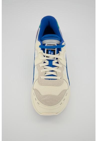 Puma Pantofi sport cu insertii de piele intoarsa RS-100 Ader Barbati