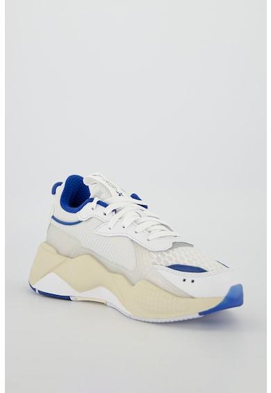 Puma Pantofi sport cu insertii de piele RS-X Tech Femei