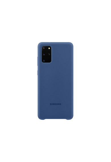 Samsung Предпазен калъф  Silicone Cover за Galaxy S20 Plus, Navy Жени
