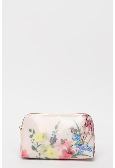 Ted Baker Geanta pentru cosmetice cu model floral Tove Femei