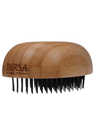 Parsa Beauty Perie de par din bambus  Profi FSC pentru descalcit parul Femei