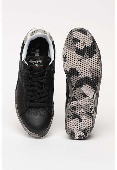 Diadora Pantofi sport din piele Game Low Waxed Barbati