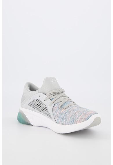 Asics Pantofi sport slip-on de plasa tricotata, pentru alergare Gel-Kenun Femei