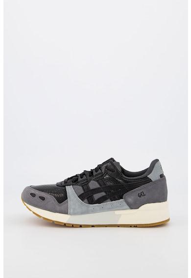 ASICS Tiger Pantofi sport de piele peliculizata cu insertii de piele intoarsa Gel-Lyte Femei