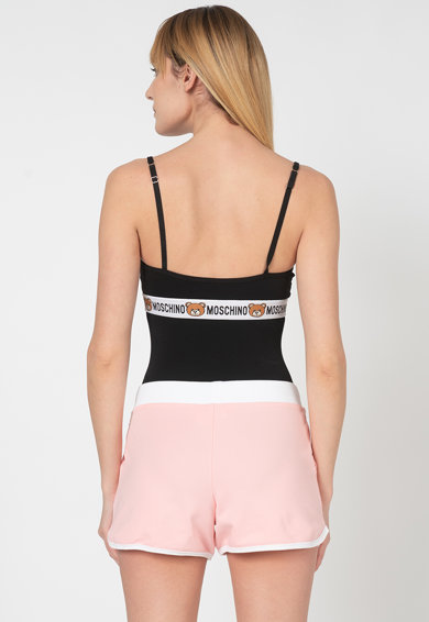Moschino Body rugalmas logós pánttal női