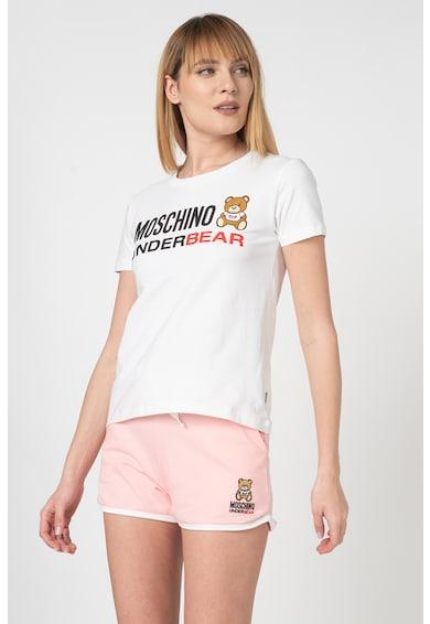Moschino Logómintás póló női