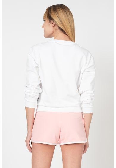 Moschino Bluza sport de casa cu imprimeu logo Femei