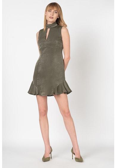 GUESS JEANS Сатинирана рокля Жени