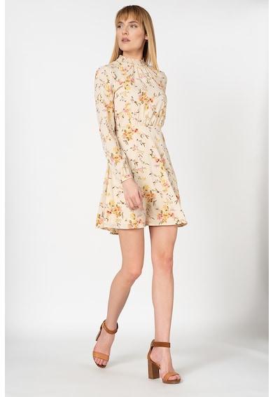 Vero Moda Rochie evazata cu model floral Kissey Femei