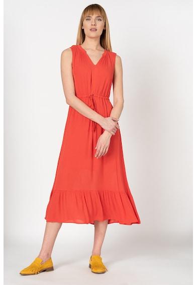 Vero Moda Rochie midi din material vaporos Kiki Femei