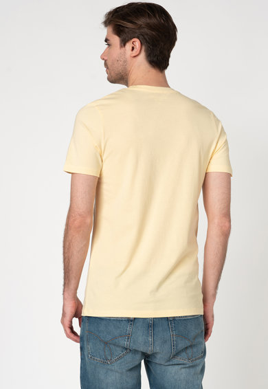 Jack&Jones Tricou slim fit cu imprimeu Press Barbati