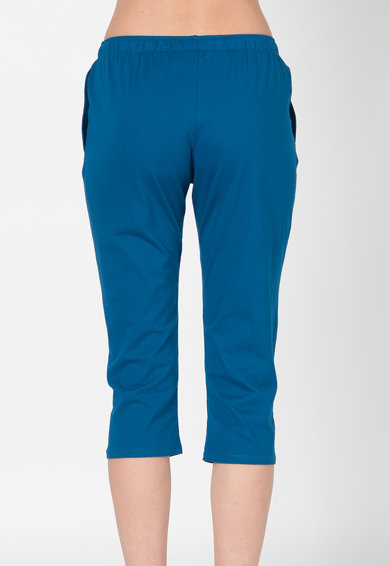 Triumph Pijama de bumbac, cu imprimeu grafic Femei