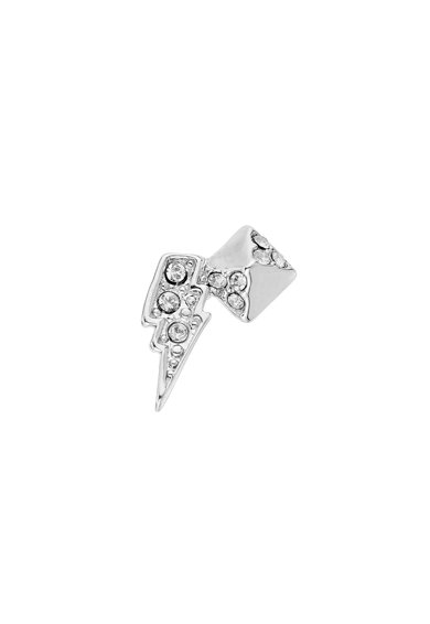 Karl Lagerfeld Cercei decorati cu cristale Femei