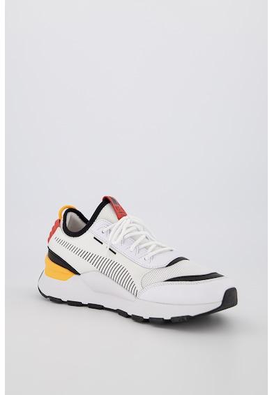 Puma Спортни обувки RS-0 Tracks с кожени детайли Мъже