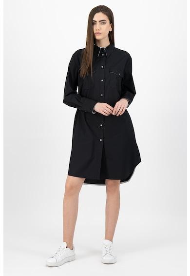 Calvin Klein Jeans Рокля Police тип риза Жени