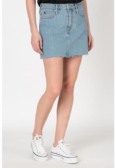Calvin Klein Jeans Къса пола от деним Жени