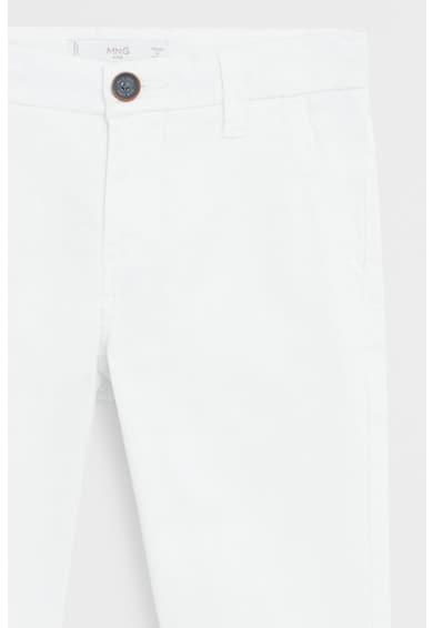 Mango Pantaloni chino cu croiala dreapta Piccolo Baieti