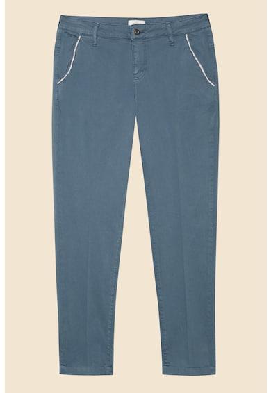 Oltre Pantaloni chino din amestec de lyocell Femei