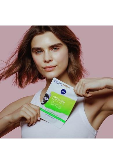 Nivea Masca servetel  Urban Skin Detox Femei