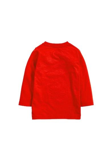 NEXT Bluza cu imprimeu text Baieti