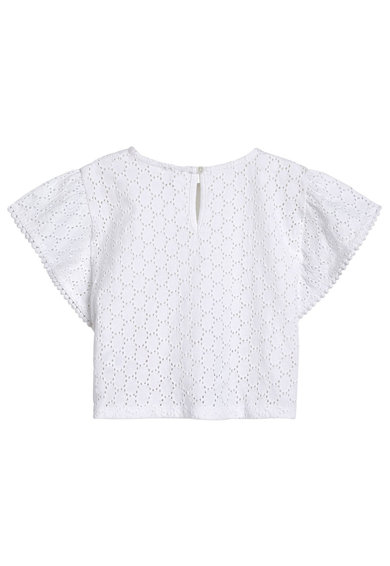 NEXT Set de bluza si pantaloni scurti- 2 piese Fete
