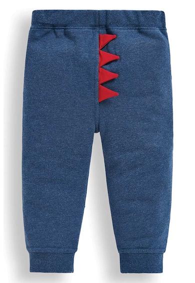 JoJo Maman Bebe Спортен панталон с апликации на динозавър Момчета