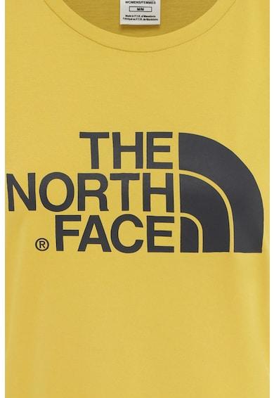 The North Face Tricou cu imprimeu logo Easy Femei