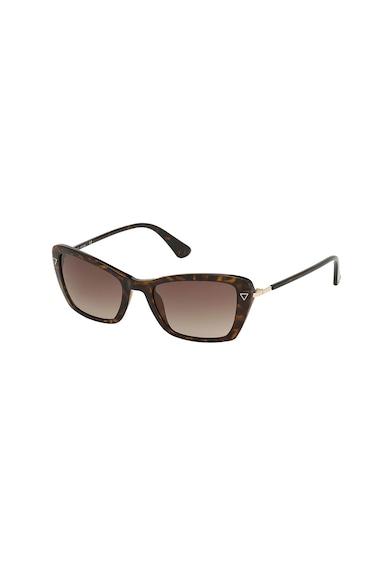 Guess Слънчеви очила с градиента Жени