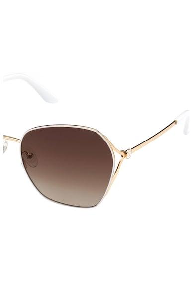 Guess Слънчеви очила с уголемен дизайн Жени