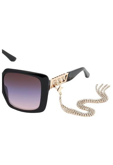 Guess Квадратни слънчеви очила с градиента на стъклата Жени