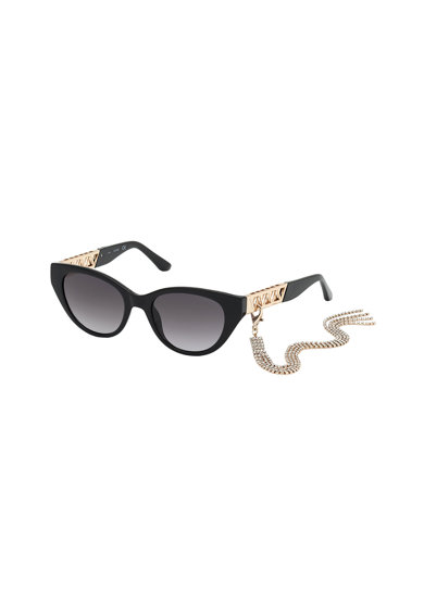 Guess Слънчеви очила стил Cat-Eye Жени