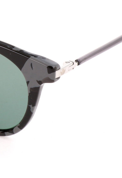 adidas Originals Ochelari de soare rotunzi cu brate metalice Femei