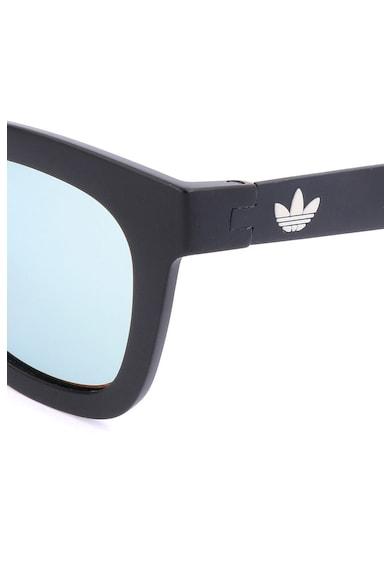 adidas Originals Ochelari de soare patrati unisex cu lentile oglinda Femei