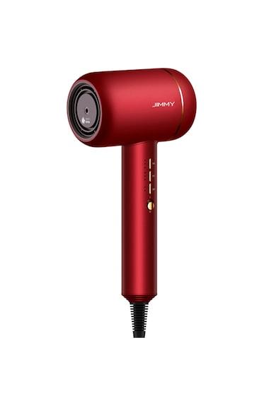 Jimmy Uscator de par  F6, putere 1.800 W, detectarea temperaturii de 50 ori pe secunda, contine 3 accesorii de uscare Femei