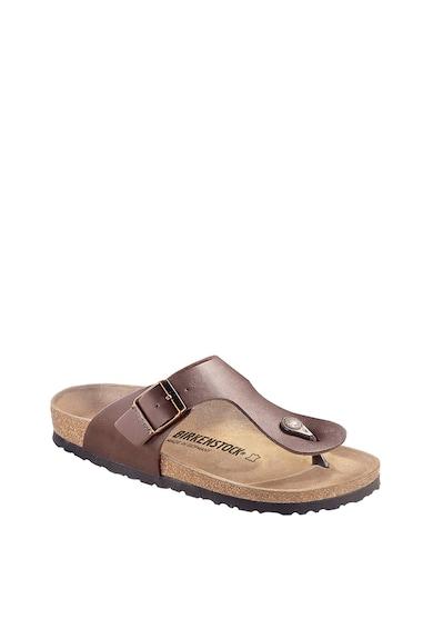 Birkenstock Papuci flip-flop de piele ecologica Ramses Barbati