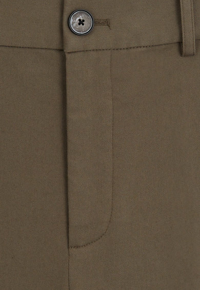 Mango Pantaloni culotte relaxed fit Femei