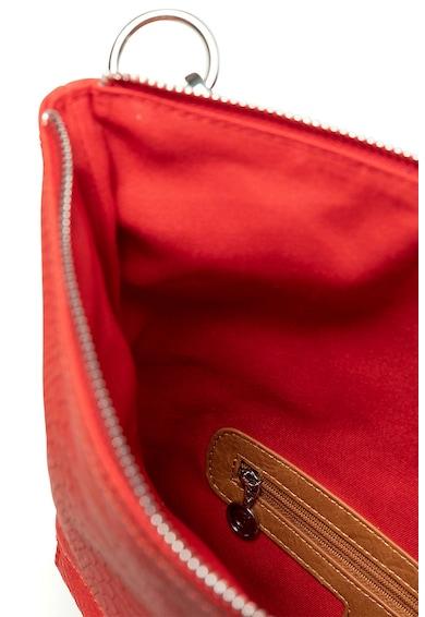 DESIGUAL Geanta crossbody de piele ecologica, cu mandale brodate Femei
