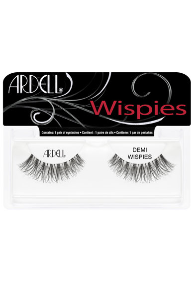 Ardell Gene False  Demi Wispies Invisibands Black Femei