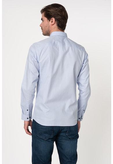 Jack&Jones Вталена риза с флорални детайли Мъже