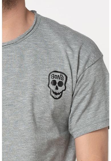 Only & Sons Tricou cu detaliu craniu Cali Barbati