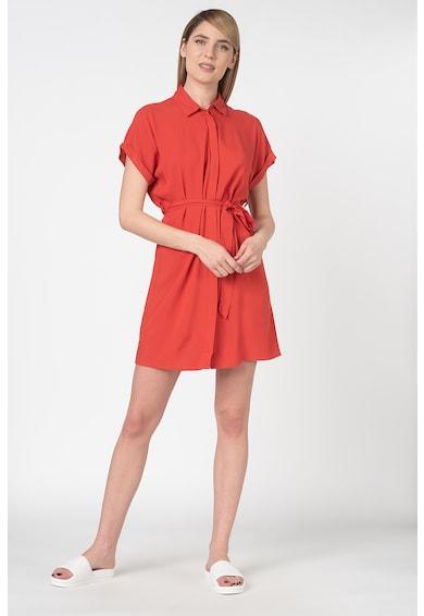 Vero Moda Rochie mini tip camasa cu cordon Femei