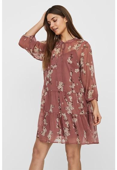 Vero Moda Флорална къса рокля Жени