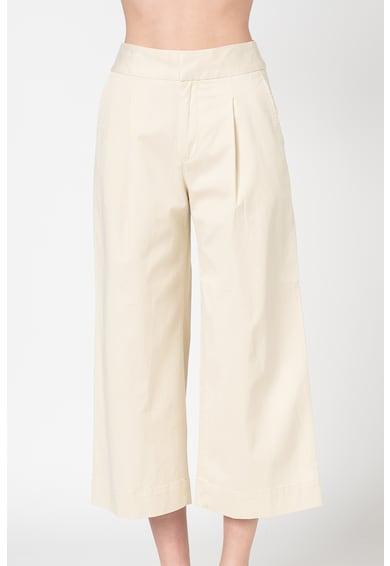GAP Pantaloni cu croiala ampla si lungime 3/ Femei