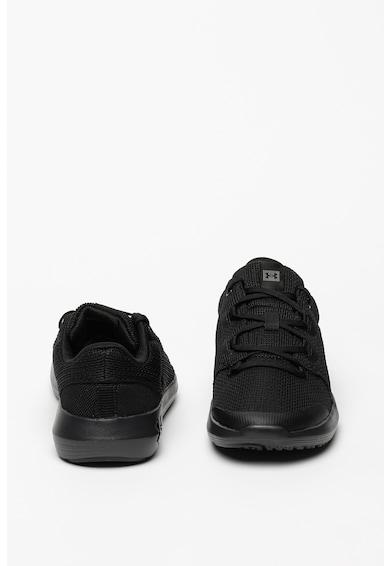 Under Armour Pantofi sport cu insertii de plasa Gs Ripple 2.0 Fete