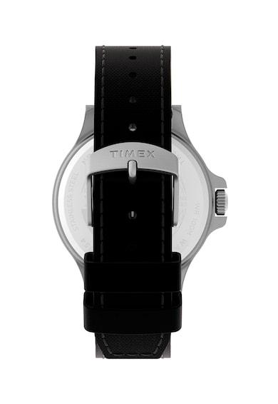 Timex Ceas analog cu model colorblock Barbati