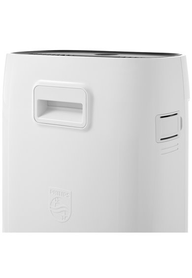 Philips Purificator de aer  AC2889/10, control aplicatie Air Matters, Tehnologie AeraSense, Tehnologie VitaShield, Feedback real privind calitatea aerului, Conectivitate Bluetooth, 3 moduri automate, diplay numeric, Senzor PM2,5, Alb Femei