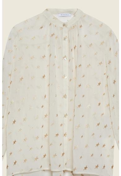 Motivi Camasa vaporoasa tip tunica cu imprimeu cu stele Femei